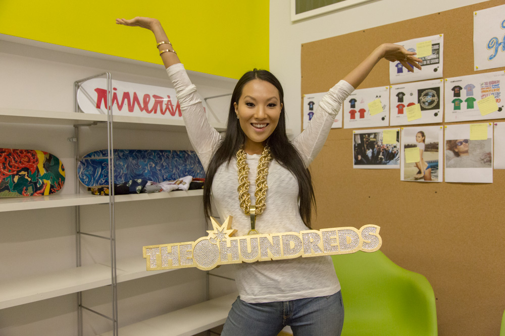 Asa Akira, Asa, Porn star, The hundreds interview,