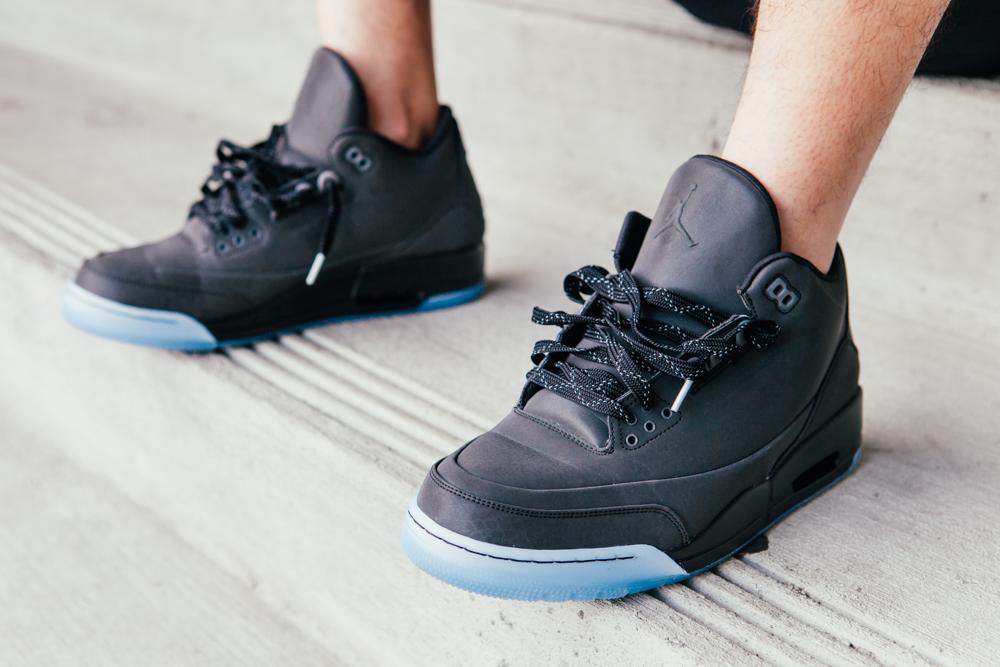 b410d01ad249 AIR Jordan 5Lab3    Black - The Hundreds