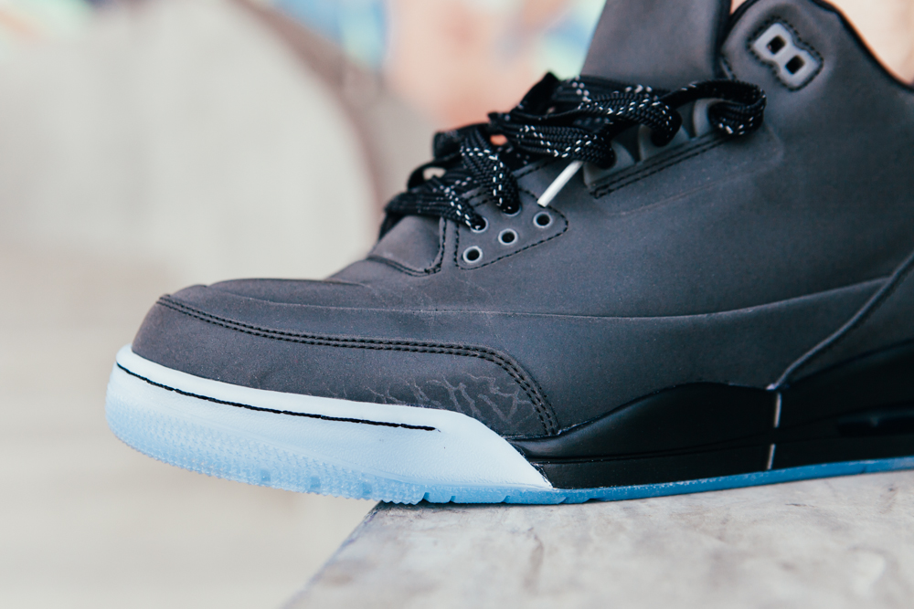 save off cfced 0c495 AIR Jordan 5Lab3    Black - The Hundreds