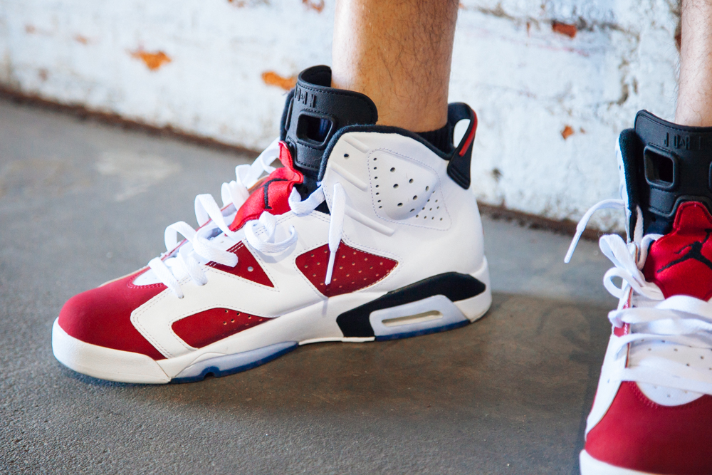 designer fashion 03525 844a8 Air Jordan VI