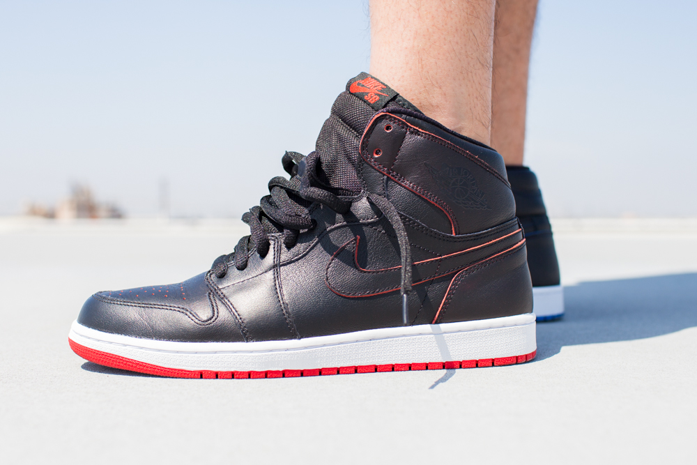 competitive price 190b2 1df8f Nike SB x Air Jordan 1 by Lance Mountain - The Hundreds