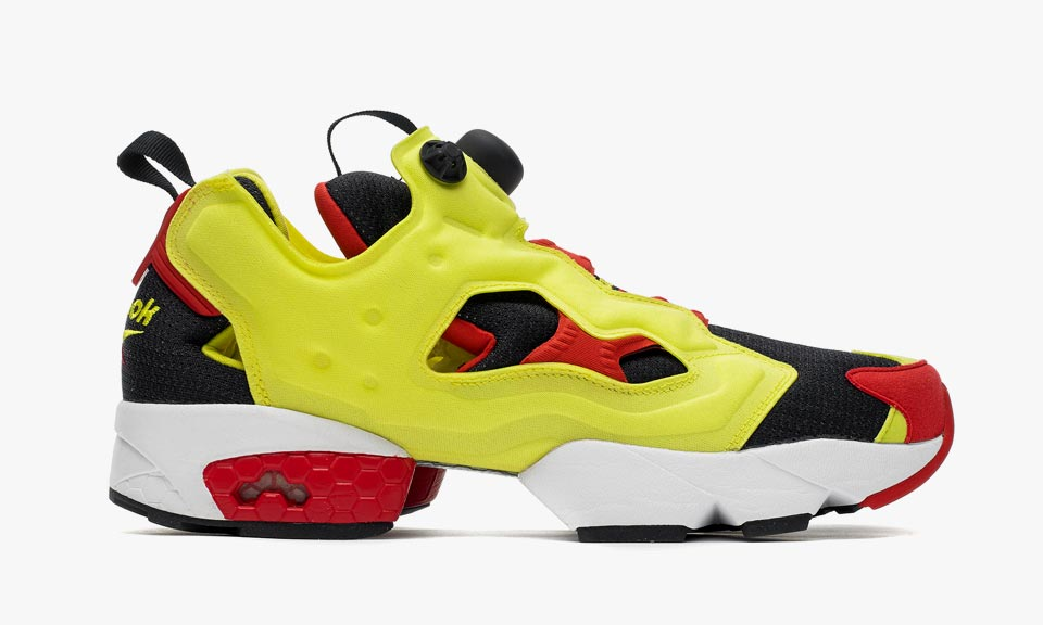"""1ab080d18671 Surely the crew was happy that the """"Citron"""" colorway of their Instapump  Fury OG lived up to the hype. These are the shoes that are going to get you  ..."""