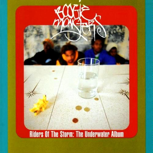 Boogie Monsters, hip hop, top hip hop albums, 90s hip hop,