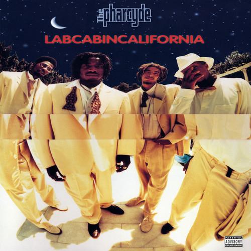 hip hop, top hip hop albums, 90s hip hop, pharcyde, labcabincalifornia