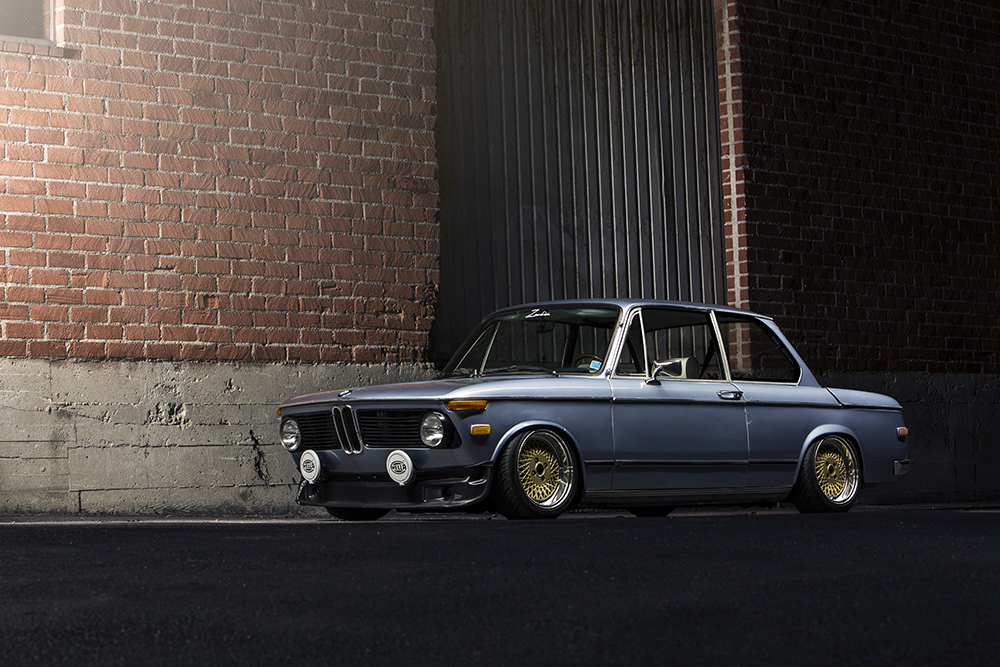 RESPECT YOUR ELDERS :: 1972 BMW 2002 - The Hundreds