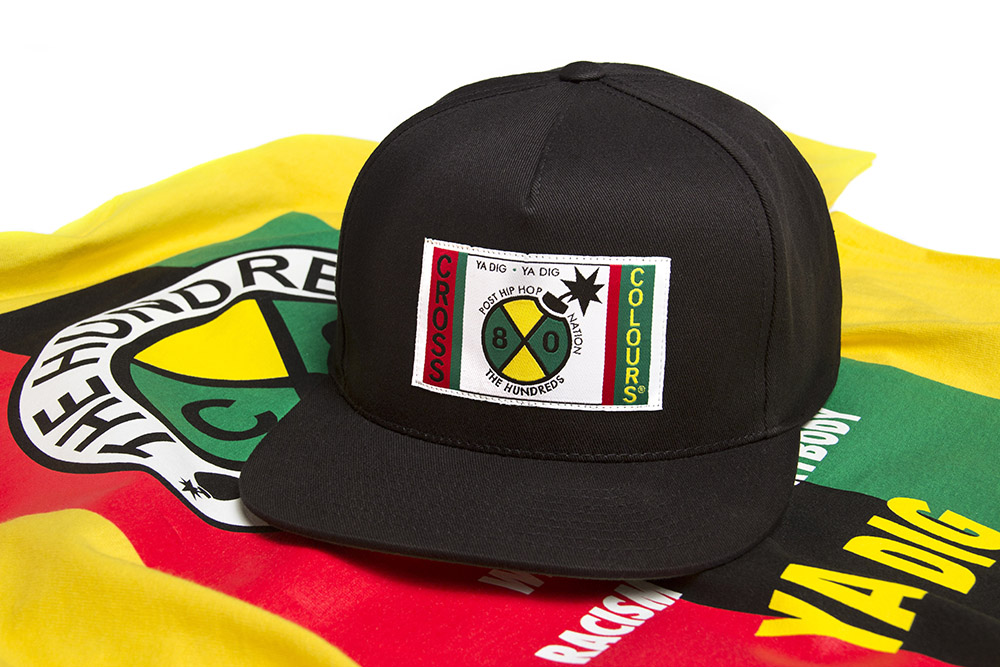 The Hundreds X Cross Colours    Available Now - The Hundreds fb1f8d4c9a5