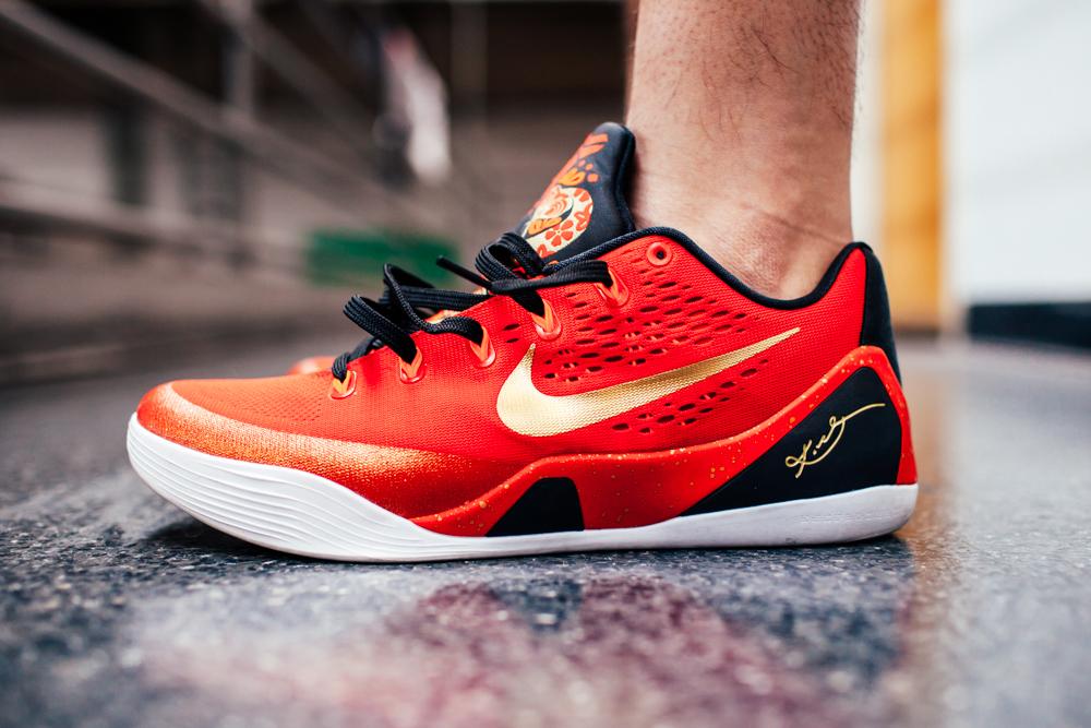check out 0715d 4f250 Nike Kobe 9 EM