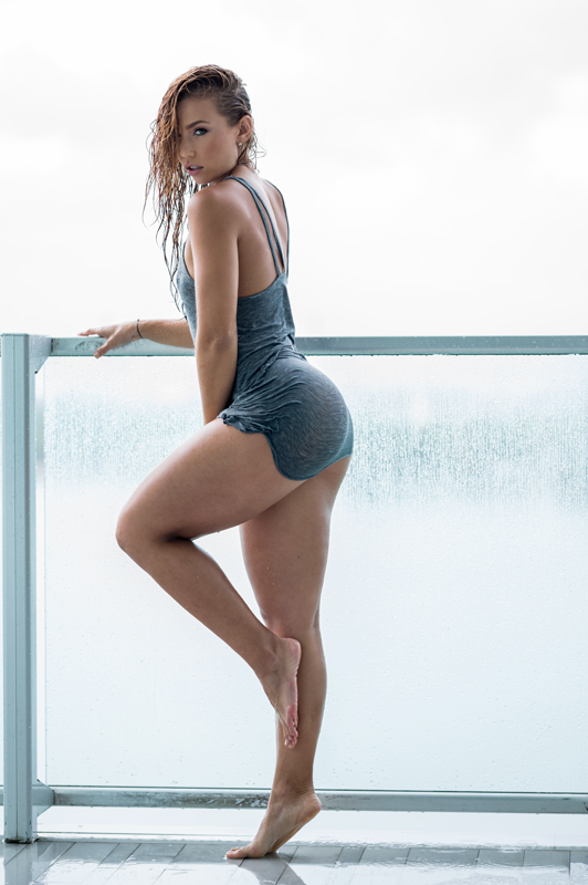 nicole_mejia, nicole mejia, model nicole mejia, van styles, v/sual, rain pictures