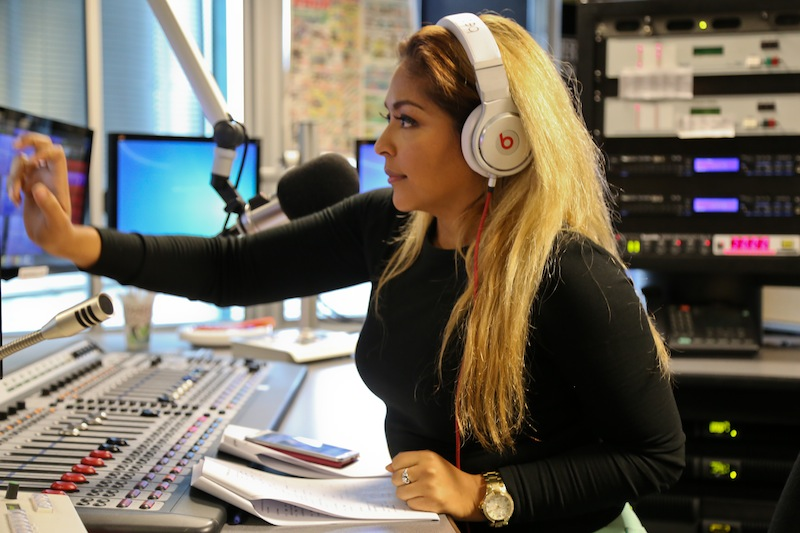the voice of la power 106s yesi ortiz on dreams and