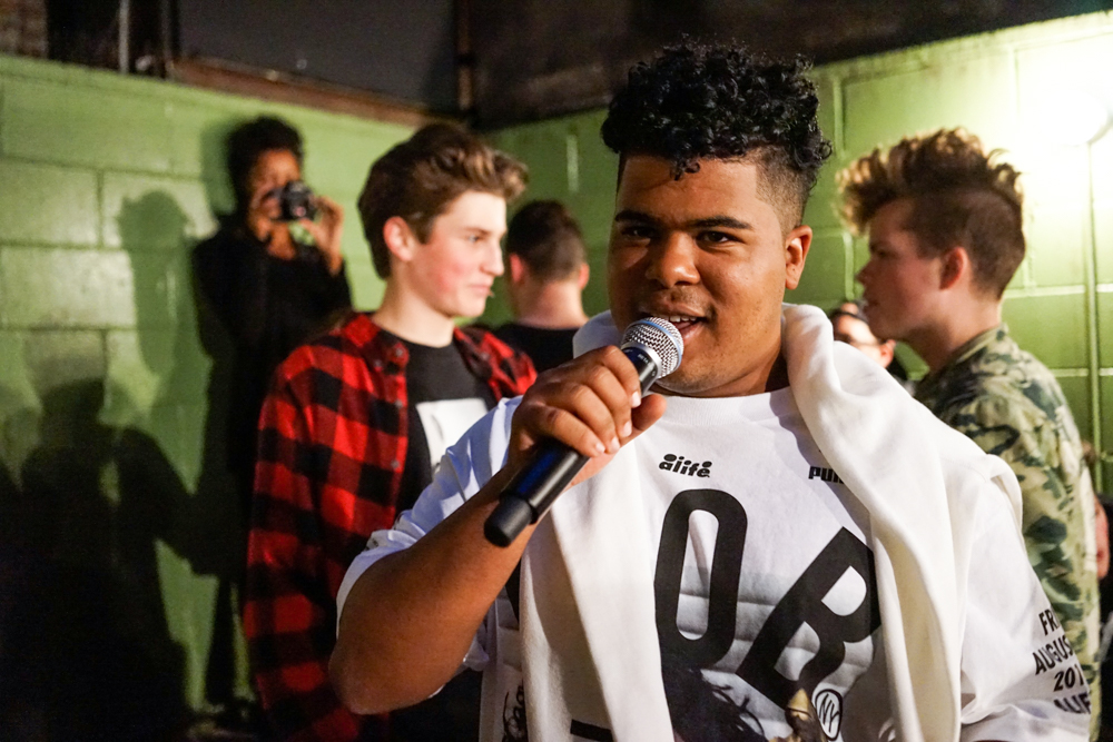 Alife Sessions :: Married to the Mob :: I Love Makonnen - The Hundreds