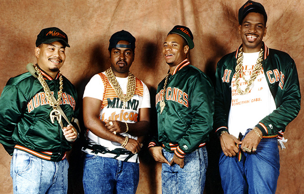 And This Concept May Have Been Through Other Hip Hop Artists But For Me It Was 2 Live Crew That Really Showed Everyone How Done