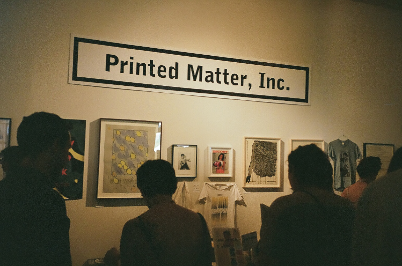 BEST OF :: Printed Matter's 9th Annual NY Art Book Fair - The Hundreds