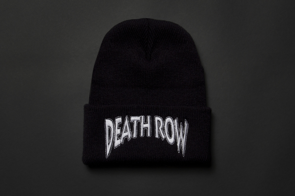 The Hundreds x Death Row, Death Row Collaboration, Death Rows Records, Death Row Records, Death Row Record Beanies,