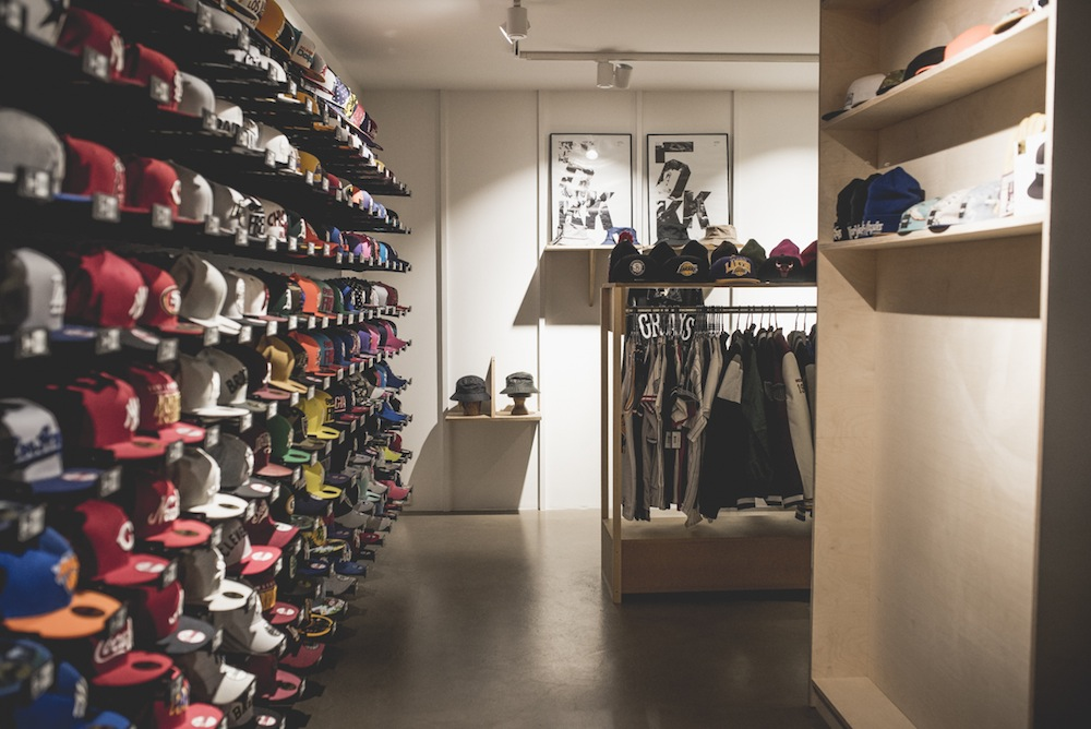 What challenges do you face opening a streetwear store in a country where  streetwear isn t that known  The challenge is storytelling and getting the  history ... e70285c1c