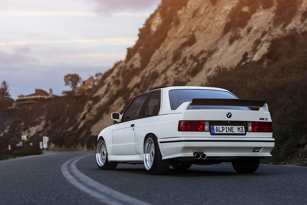 IT SPEAKS FOR ITSELF :: BMW E30 M3 - The Hundreds