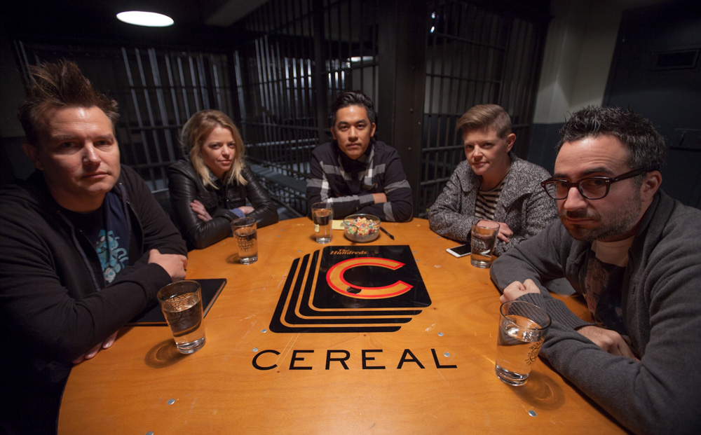 Mark Hoppus, Blink 192, Jenny Johnson, Natalie Maines, Dixie Chicks, Jensen Karp, Gallery 1988, Netflix Series, Cereal, Serial