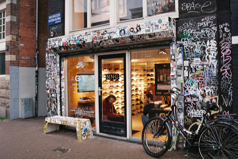 eebcb9ccf318f AMSTERDAM'S NOTORIOUS SKATE SHOP BEN-G IS STILL NOT SELLING LONGBOARDS -  The Hundreds
