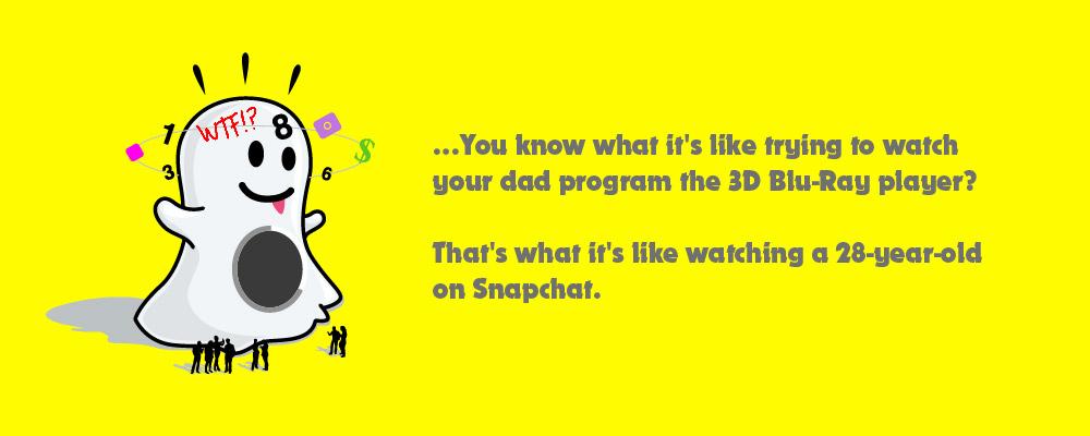 snapchat, tips for snapchat, social media advice, branding, snapcash,