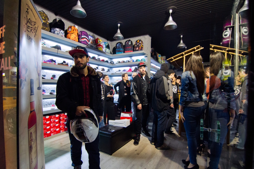 691429630f34 THIS SNEAKER BOUTIQUE IS CHANGING THE SCENE IN GREECE - The Hundreds
