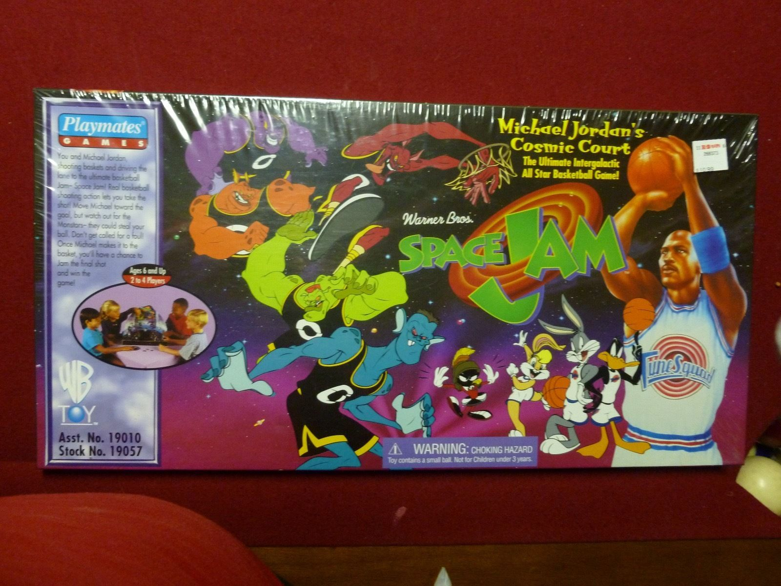 The 10 Best And Most Ridiculous Space Jam Memorabilia Items The