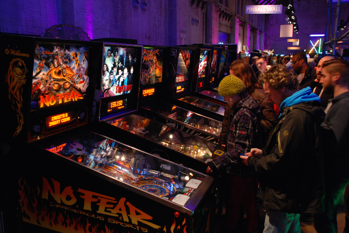 Insert Coin :: Amsterdam's Only Arcade Goes XL for One