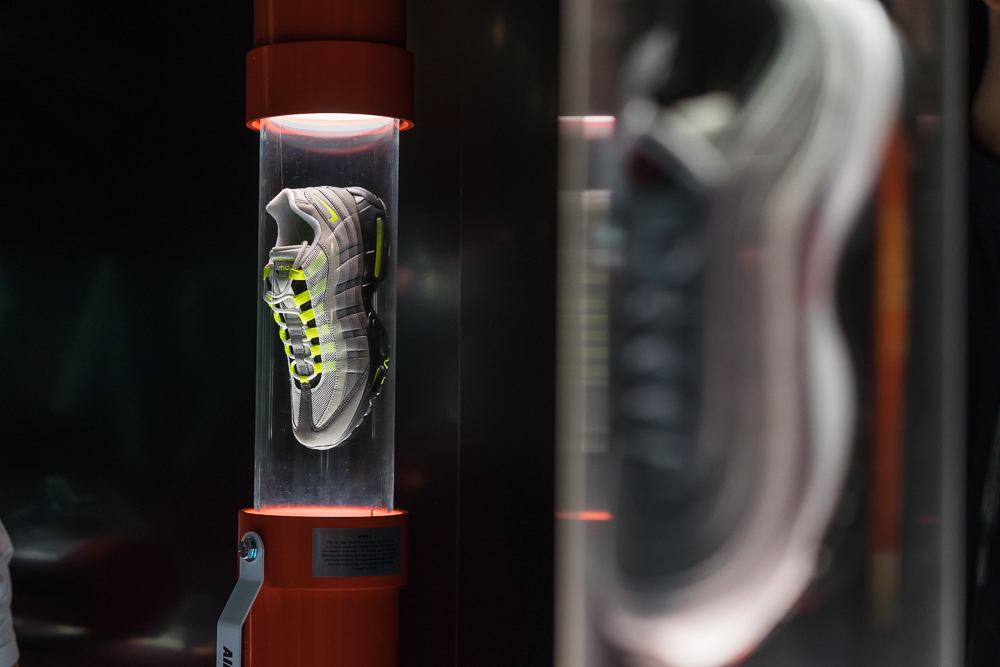 Inside the Nike SNKRS Air Max Box The Hundreds