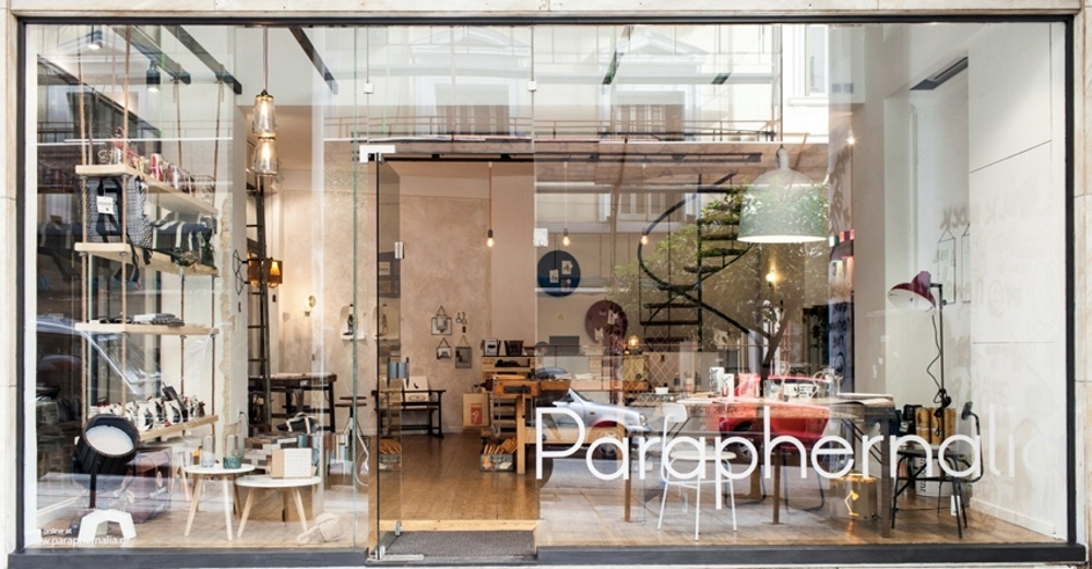 Superbe How Did You Decide To Open A Design Store? PARAPHERNALIA: We Both Worked  For A While In The Private Sector Without Feeling Fulfilled.