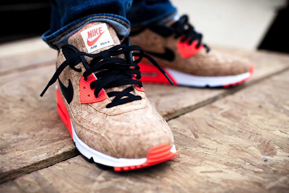size 40 f2352 352e9 ... purchase nike air max 90 25th anniversary cork the hundreds 0e891 4af9c