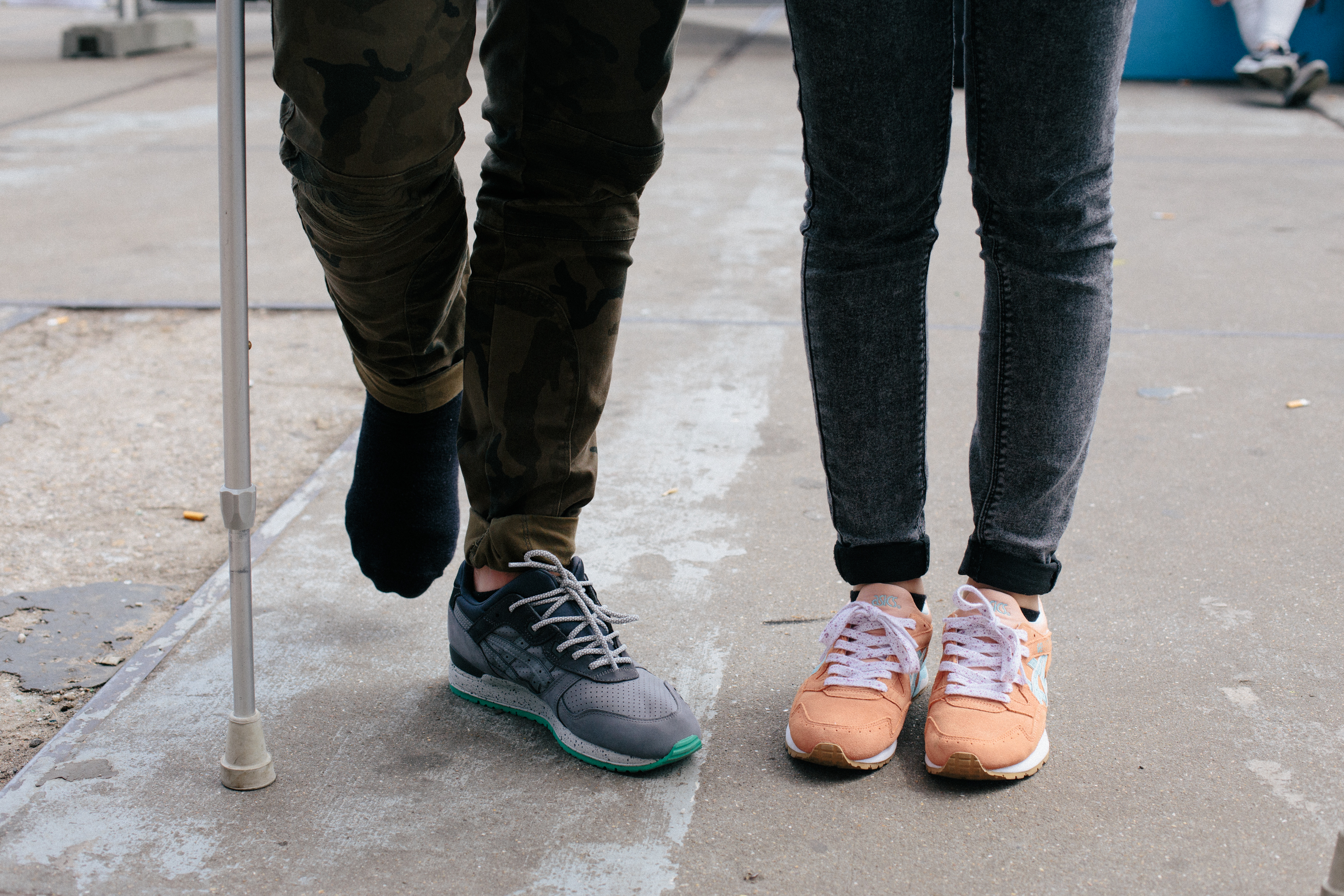 quality design f8b85 d148b Heart & Sole :: See the Kicks Attendees Wore to Sneakerness ...