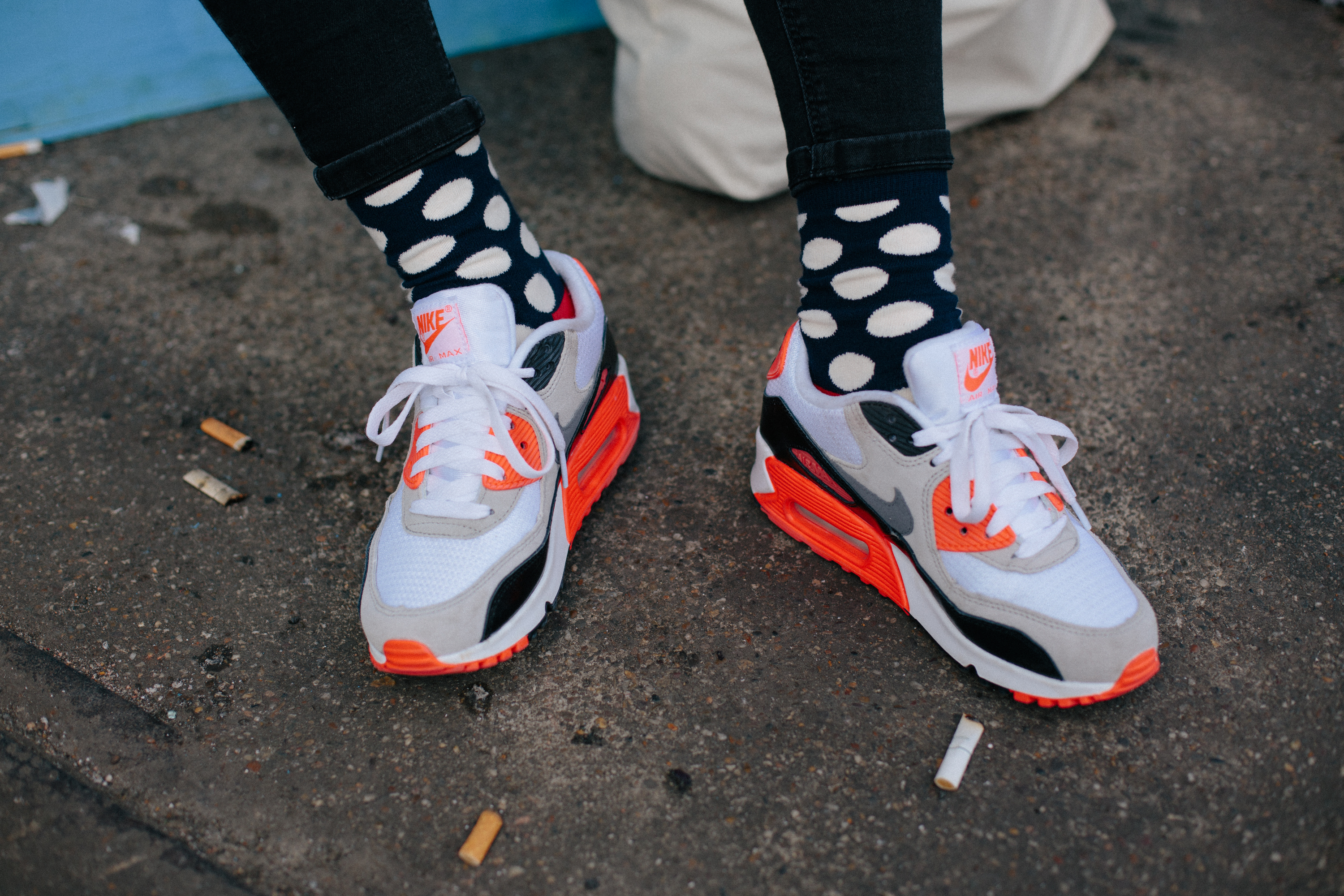 nike air max 90 infrared patch for sale