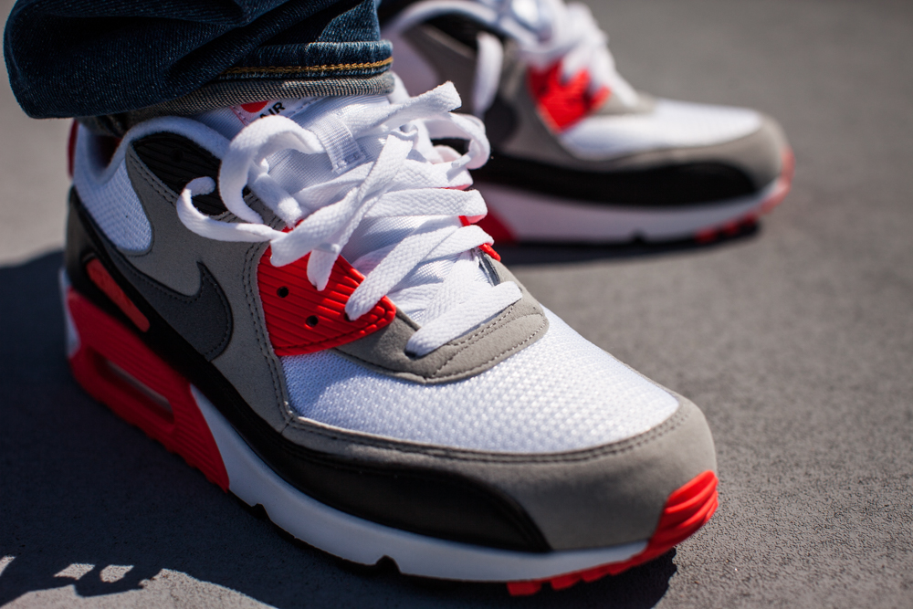Nike Air Max 90 OG Infrared The Hundreds