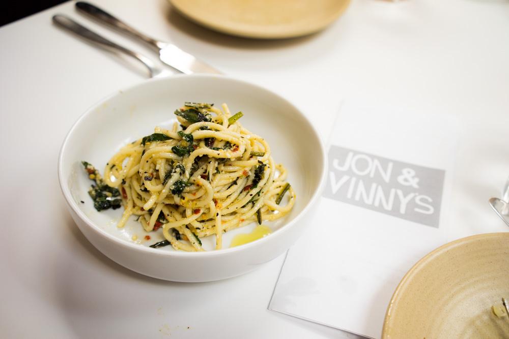 Jon & Vinny's, Fairfax