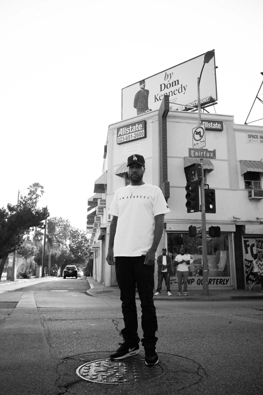 Q&A with Dom Kennedy on the Benefits of Being an Independent