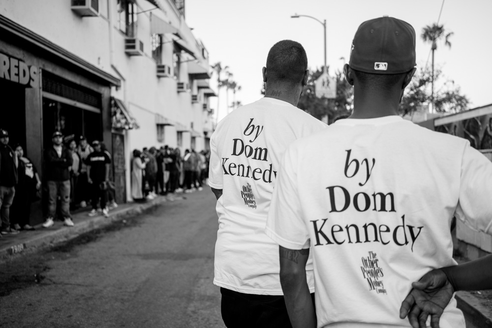 dom kennedy, by dom kennedy, The Hundreds x Dom Kennedy