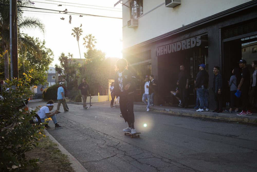 The Hundreds x Dom Kennedy, by Dom Kennedy