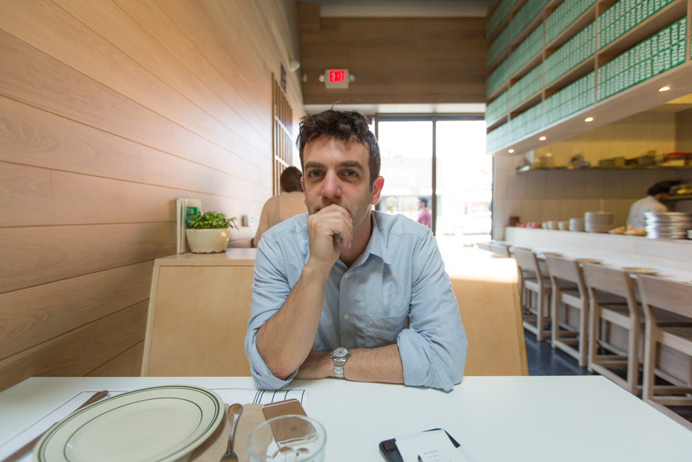 BJ Novak, the office,