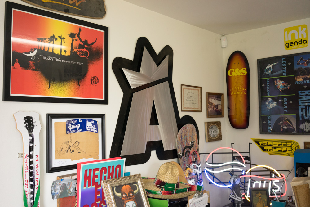 Acme, think, blockhead, acme skateboards, G&S