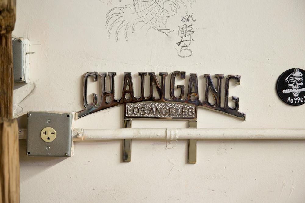 chain gang, chain gang LA,