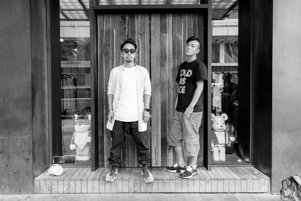 KP,  Edison Chen, CLOT/Juice
