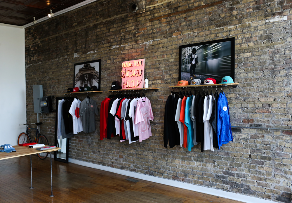 9d06d1a6a5a138 Made in a Chicago Hood    Streetwear Boutique   Brand Fat Tiger - The  Hundreds