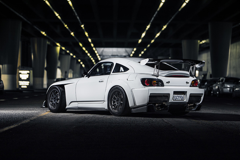 SPOON FED:: SAS LARI'S SPOON HONDA S2000 - The Hundreds