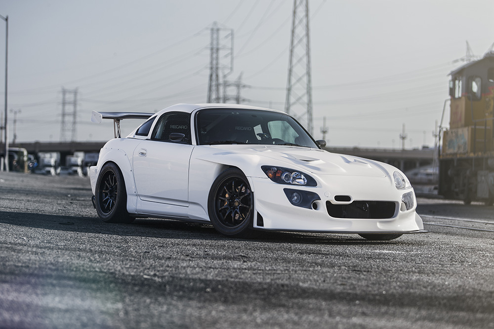 Modified S2000 >> SPOON FED:: SAS LARI'S SPOON HONDA S2000 - The Hundreds