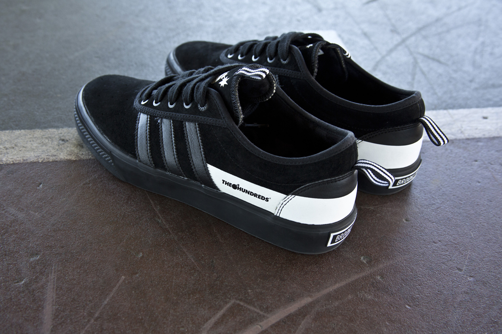 Adidas Hundreds Lakers Shoes