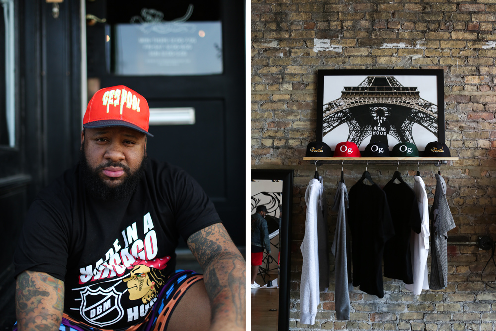 made in a chicago hood streetwear boutique brand fat tiger