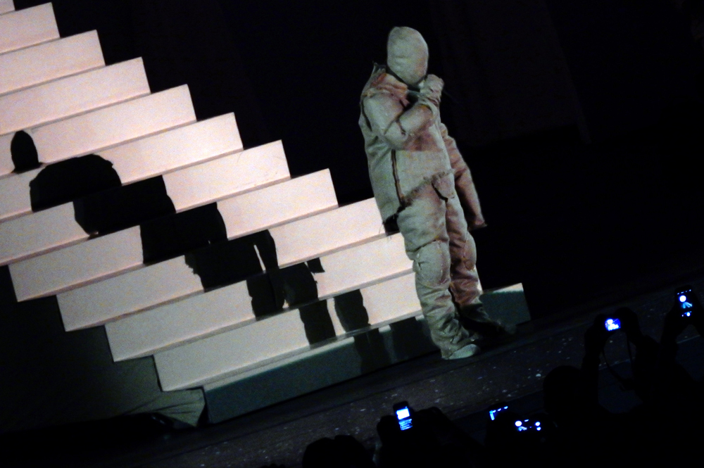 The Expectations of Kanye West: My Review of 808s & Heartbreak at