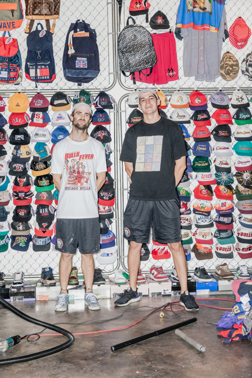 The guys behind round two share 9 favorite vintage in store finds the hundreds