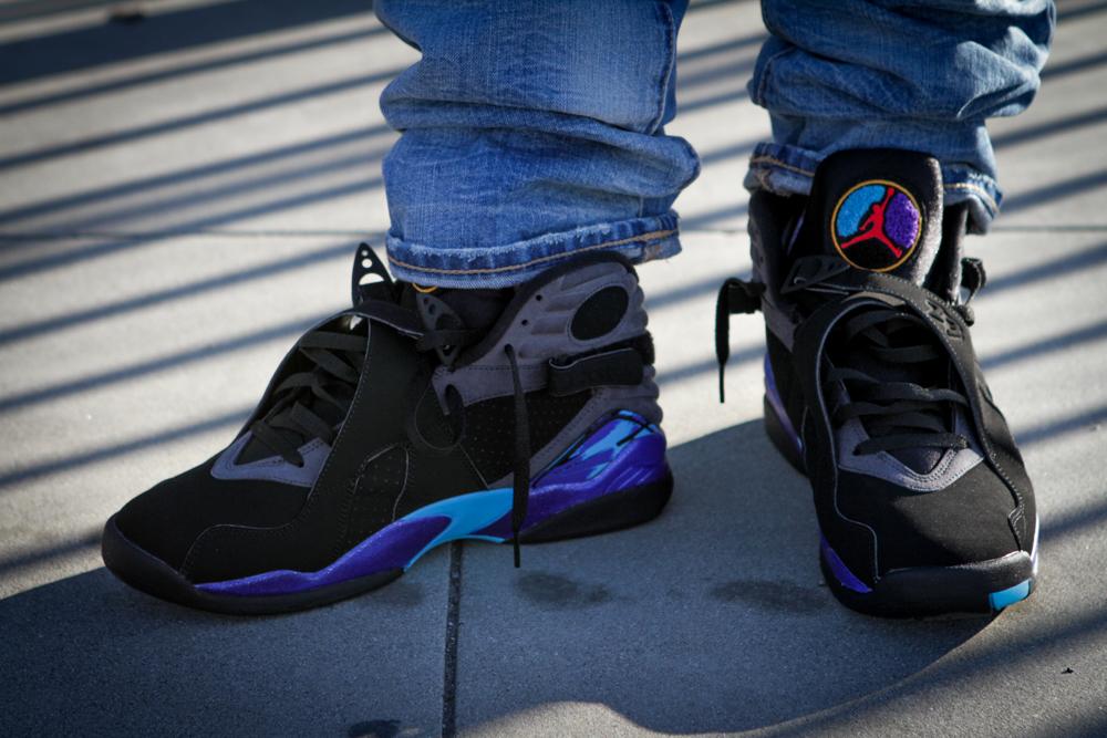 A Closer Look at the Air Jordan 8