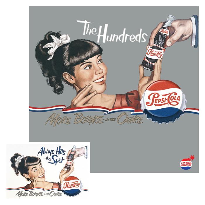 The Hundreds X Pepsi :: Through the Decades - The Hundreds