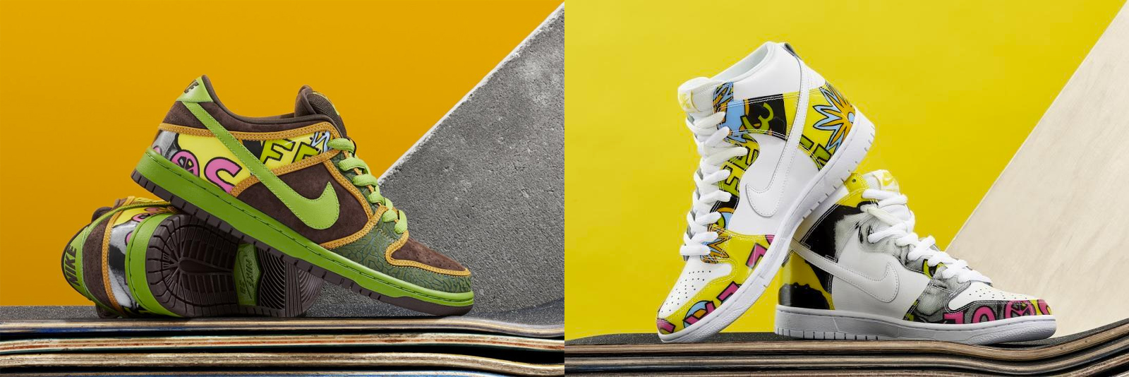 new concept 93528 336c5 The Best Nike SB Dunk Releases This Year - The Hundreds