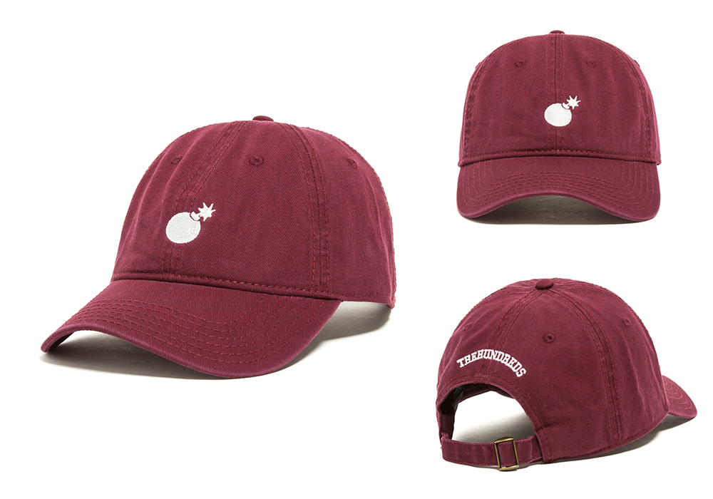 Available Now Solid And Rose Dad Hats The Hundreds 1cda929cfb77